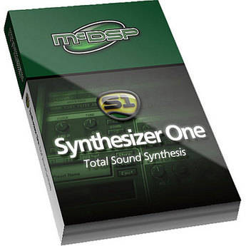 McDSP Synthesizer One Virtual Synthesizer