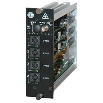 Meridian Technologies DR-4S-1  Fiber Transmission System (Receiver)