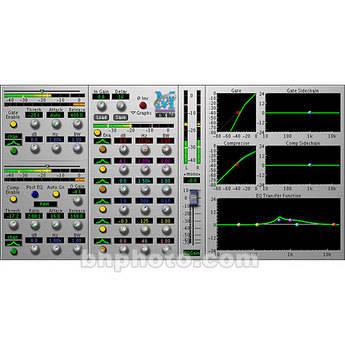 Metric Halo ChannelStrip 2 Native OS X - Digital Signal Processing Plug-In