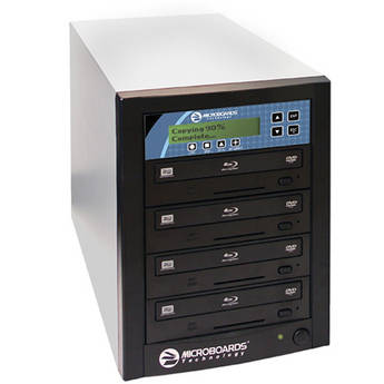 Microboards CopyWriter Pro Blu-ray 1:3 Standalone Duplicator