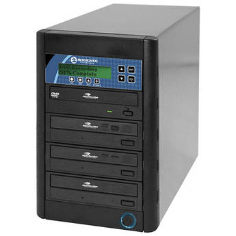 Microboards 1:3 CopyWriter Pro LightScribe DVD Duplicator