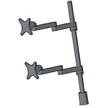 Middle Atlantic MMB1X2 Flat Panel Articulating Desk Mount (Black)