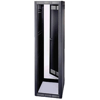 Middle Atlantic WR-K40SA Enclosure Rack with Rear Door in Black