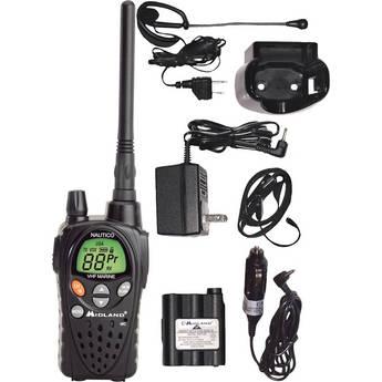 Midland Nautico 3 VHF Marine Radio