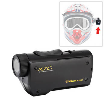 Midland XTC-100 XTC Wearable Action Camera