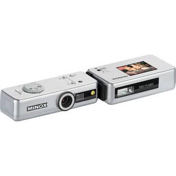 Minox DSC Digital Spy Camera (Tin Box)