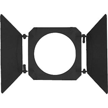 "Mole-Richardson 2 Way/2 Leaf Barndoor Set for 8"" Junior Solarspot"