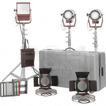 Mole-Richardson Tweenie II and Softlite 3 Light  Kit