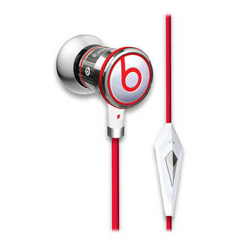 Monster Power iBeats In-Ear Stereo Headphones with ControlTalk (Chrome)
