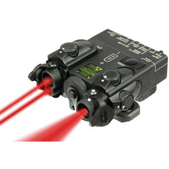 Morovision DBAL-A2H Red Laser Pointer, Infrared Pointer/Illuminator