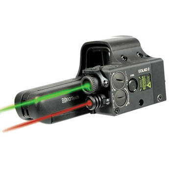 Morovision EOLAD-2VI Visible Green Pointer and Infrared Laser Pointer/Illuminator