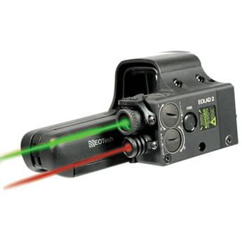 Morovision EOLAD-2VI Visible Green Pointer and Infrared Laser Pointer/Illuminator