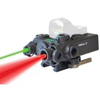 Morovision DBAL-I2 Green Laser Pointer, Infrared Pointer/Illuminator