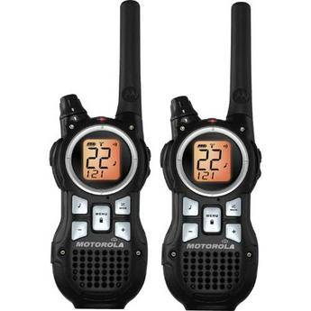 Motorola MR350R Talkabout Two-Way Radio (Pair)
