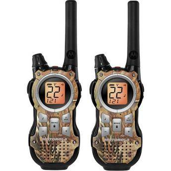 Motorola MR355R Talkabout Two-Way Radio (Pair)