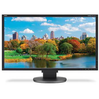 "NEC MultiSync EA223WM-BK 22"" LED-Backlit LCD Computer Display"