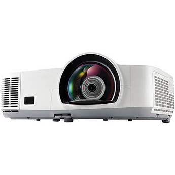 NEC NP-M300XS XGA LCD Short Throw Projector