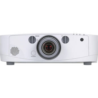 NEC NP-PA500U Professional Installation Projector with NP13ZL Lens and VUKUNET Software