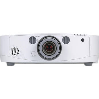 NEC NP-PA550W Professional Installation Projector with NP13ZL Lens
