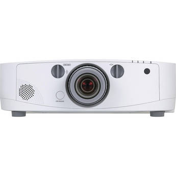 NEC NP-PA550W Professional Installation Projector