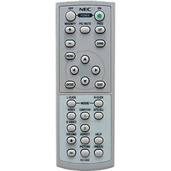 NEC RMT-PJ05-Remote Control