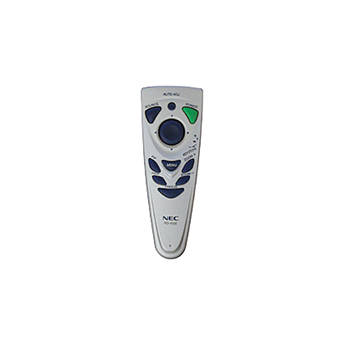 NEC RMT-PJ12 Remote Control for LT10 Projector