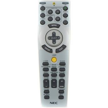 NEC RMT-PJ24-Remote Control
