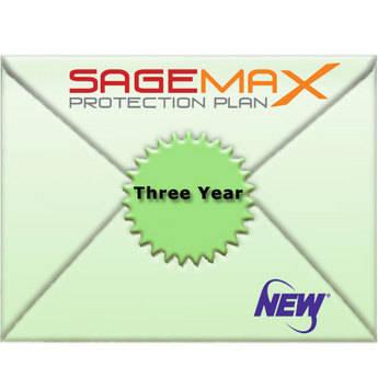 NEW 3-Year SAGEMAX Protection Plan