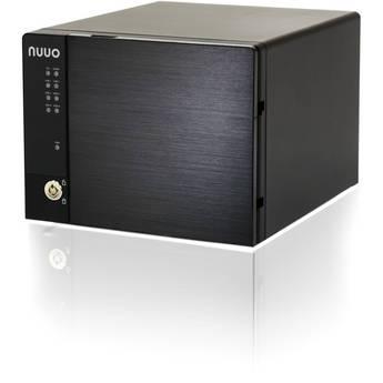 NUUO NVRmini2 NE-4080 NVR and Server (8-Channel, 4 Drive Bays, 3 TB)