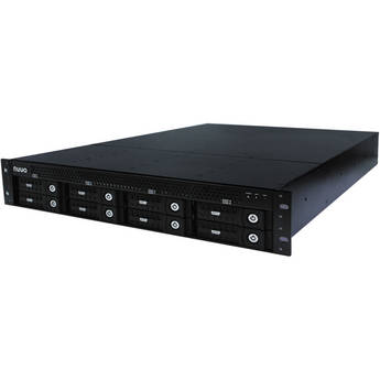 NUUO NT-8040R Titan Standalone NVR (4-Channel, 8-Bay)
