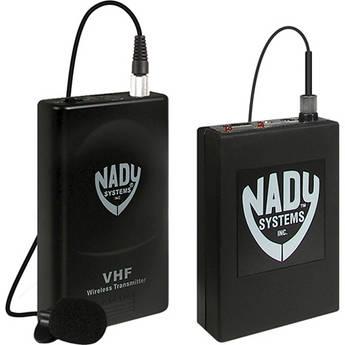 Nady 351VR VHF Wireless Lavalier Microphone System
