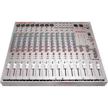 Nady CMX-16A 16-Channel Stereo Mic/Line Mixer