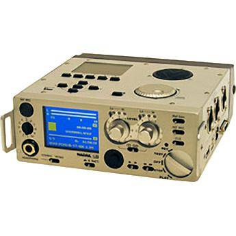 Nagra LB Portable Stereo Audio Recorder