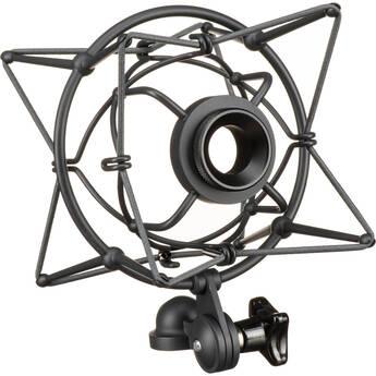 Neumann EA87 - U87 Shock Mount for U87 Microphones (Black)