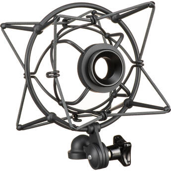Neumann EA87 - U87 Shock Mount for U87 Microphones (Black)