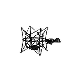 Neumann EA89I - Elastic Suspension Shock Mount for use with Neumann U89 Microphones (Nickel)