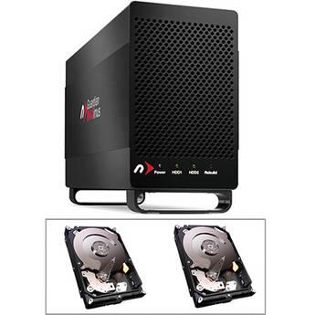 Newer Technology 8TB (2 x 4TB) Guardian MAXimus Enclosure Q 2-Drive RAID 1