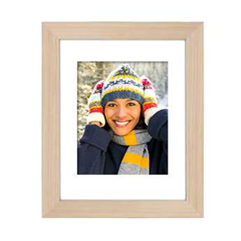 """Nielsen & Bainbridge Woodbury Frame - 16 x 20"""" Mat with a 11 x 14"""" Opening"""