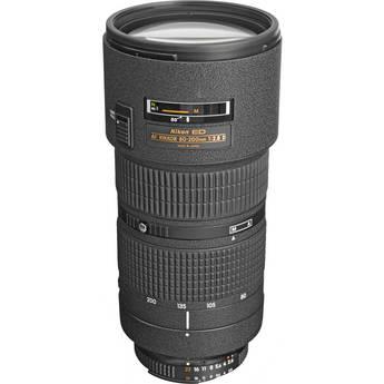 Nikon AF Zoom-Nikkor 80-200mm f/2.8D ED Lens