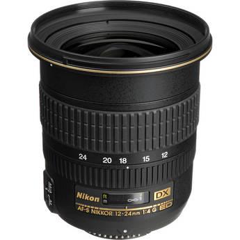 Nikon 12-24mm f/4G IF-ED AF-S DX Zoom-Nikkor Lens