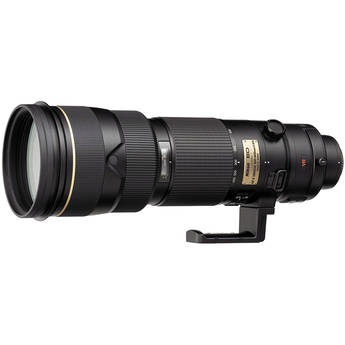 Nikon AF-S VR Zoom-NIKKOR 200-400mm f/4G IF ED Lens
