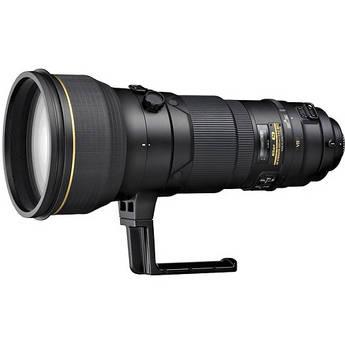 Nikon AF-S NIKKOR 400mm f/2.8G ED VR AF Lens (Black)