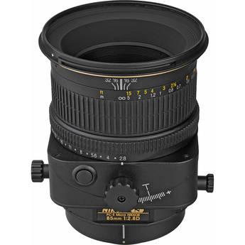 Nikon PC-E Micro Nikkor 85mm f/2.8D Manual Focus Lens