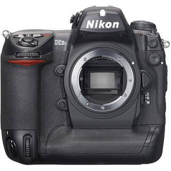Nikon D2Xs SLR Digital Camera (Camera Body)
