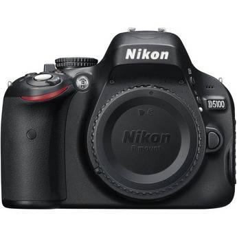 Nikon D5100 Digital SLR Camera (Body Only)