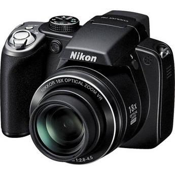 Nikon Coolpix P80 Digital Camera