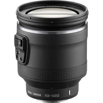 Nikon 1 Nikkor VR 10-100mm f/4.5-5.6 PD-Zoom Lens for CX Format