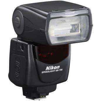 Nikon SB-700 Speedlight Shoe Mount Flash