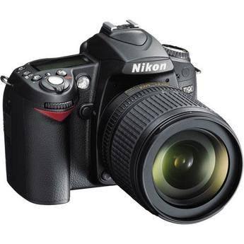 Nikon D90 DIGITL CAMERA KIT w/18-105 VR LENS