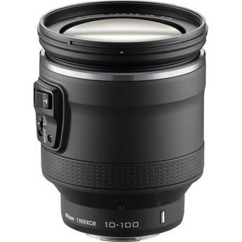 Nikon 1 Nikkor VR 10-100mm f/4-5.6 PD-Zoom Lens (Black) for CX Format